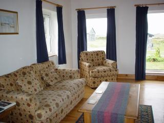 Ballyconneely, Connemara, Kilronan Cottage., Clifden