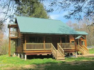 New Log Cabin on Two Picturesque Trout Streams, Titusville
