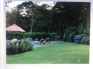 Heated Pool, Hottub,AC,WiFi,sleep22, 2 mi to beach, Oak Bluffs