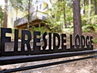 Fireside Lodge - passes to private beach clubs, Lake Arrowhead