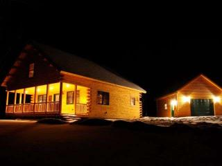Owl's Nest - Beautiful, Spacious Log Home, Pittsburg