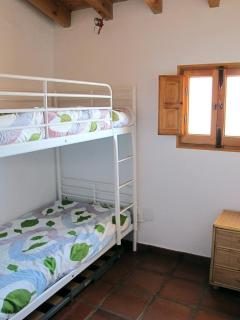 Bunk beds room