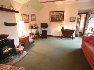 Rowantree Cottage Sitting Room