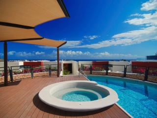 Trendy apartment near to the beach, Playa del Carmen