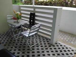 Azure Urban Resort   for rent :  beachfront  view