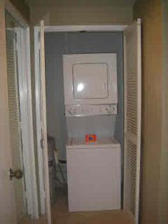 Samsung Full Size Washer and Dryer (just installed, so newer washer and dryer than this picture)