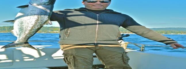 Pierre Fishing