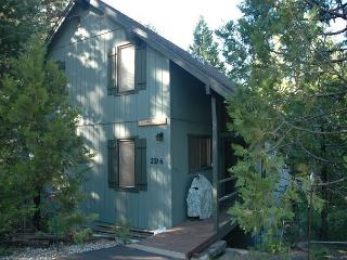 Morell Cabin - A Breath of Fresh Air! 3 bdrms, 2 bath. pets ok, Sleeps 13.