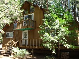 Forest Friends is packed with charm. 2 bedrooms,loft, 1.5 baths, sleeps 8.