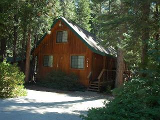 Big Trees Chalet-GREAT for large families. 3 bdrms, loft, 2 baths, Sleeps 12.