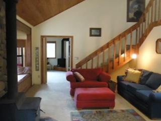The Bluebird is stunning ! Huge sunny deck, 3 bedrooms, 2.5 baths, sleeps 10.