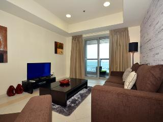 Stunning Sea View Luxury Apartment Dubai Marina, Dubái