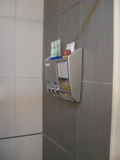 Body Wash, Shampoo & Conditioner Dispenser
