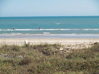 South Padre Island  Florence 1 BEACHFRONT Condo !