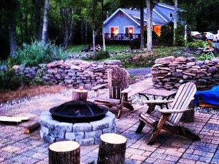 Catskill Mountain View House, Belleayre, Fire Pit!