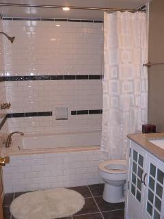 Newly renovated baths - including extra long soaking tub