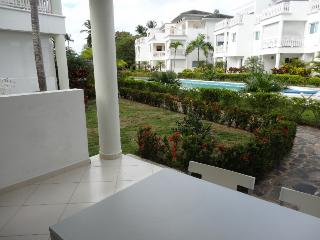 Nice apartment in a residence in front of the sea, Las Terrenas