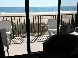 3br. Smack on the beach., Ocean City