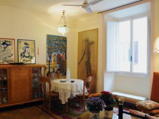 the dining corner