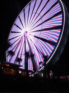 Famous Ferris Wheel