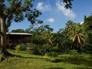 Maison 2 Chambres Reserve Cousteau Sur Un Parc Tropical De Un Hectare, Bouillante