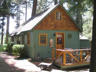 The Wildflower Cabin, 'Just for Two.'