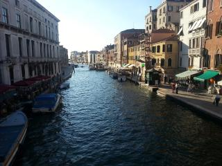 Sognando Venezia, Venecia