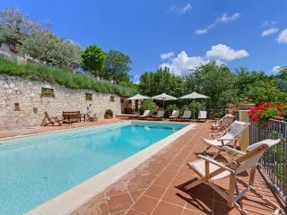 Borgo Aquaiura:Toretta, Pompagnano