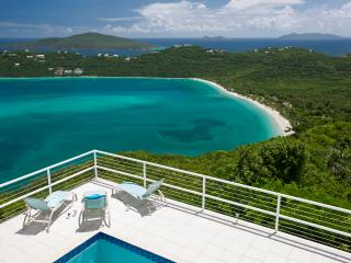 Panoramic Views and Wow factor total rennovations!, Magens Bay