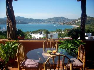 Million Dollar View in Tropical Paradise of Zihuatanejo, Ixtapa