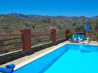 Villa with private pool in San Mateo, Gran Canaria, Vega de San Mateo