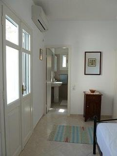 Bedroom 1 and ensuite on ground floor
