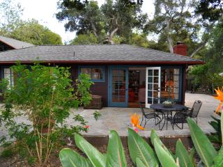 'the cottage' on Olive Mill, Montecito