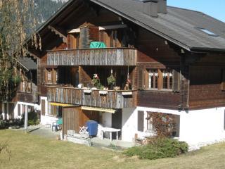 Ferienwohnung in den Bergen, Blankenburg
