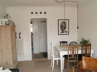 Nice Copenhagen apartment at Flintholm metro, Copenhague
