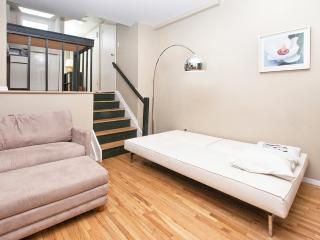 Two Sofa beds sleep 2 + 1