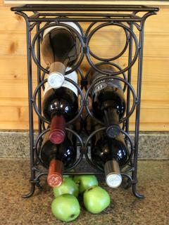 A place to put your wine purchases