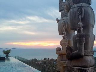 Samui Island Villas - Villa 141 Fantastic Sea View, Choeng Mon