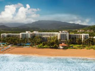 Nearby Rio Mar hotel main hotel and beach areas, accesible to guests