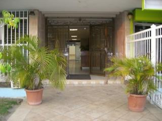 MAIN ENTRANCE- FRONT DESK 24/7  SECURITY GUARD