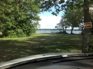 Beach property with Lakeview, Sharon