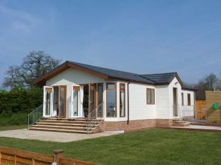 ELWORTHY LODGE, detached lodge on working farm, all on ground floor level