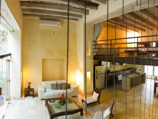 Magnificent 3 Bedroom Apartment in an Old Town Colonial Mansion, Cartagena