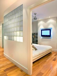 Hall and Master Bedroom at General Pardiñas by Home at Homes