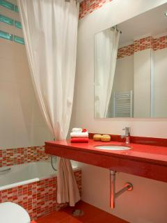 Bathroom with Bathtub at General Pardiñas by Home at Homes