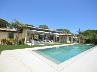 Best New Luxury 6 Bedroom Villa in Ramatuelle, St Tropez, Close to Beach