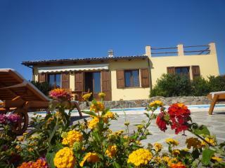 Villa con piscina e tennis privati, Nulvi