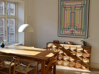 Family friendly Copenhagen apartment with courtyard