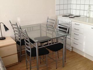 Cosy little Copenhagen apartment at Husum station
