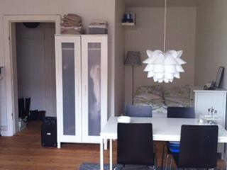 Nice Copenhagen studio apartment at Amager Beach, Kopenhagen